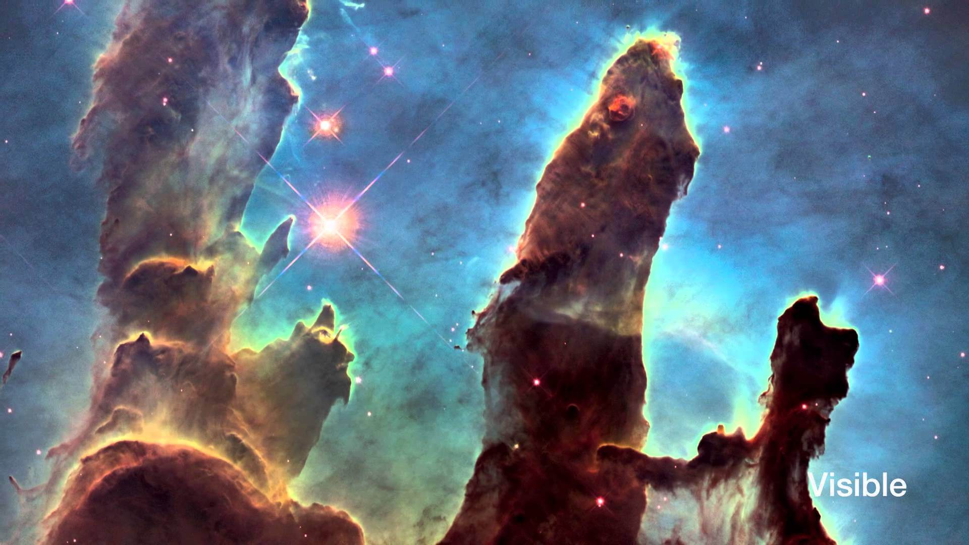 pillars on creation