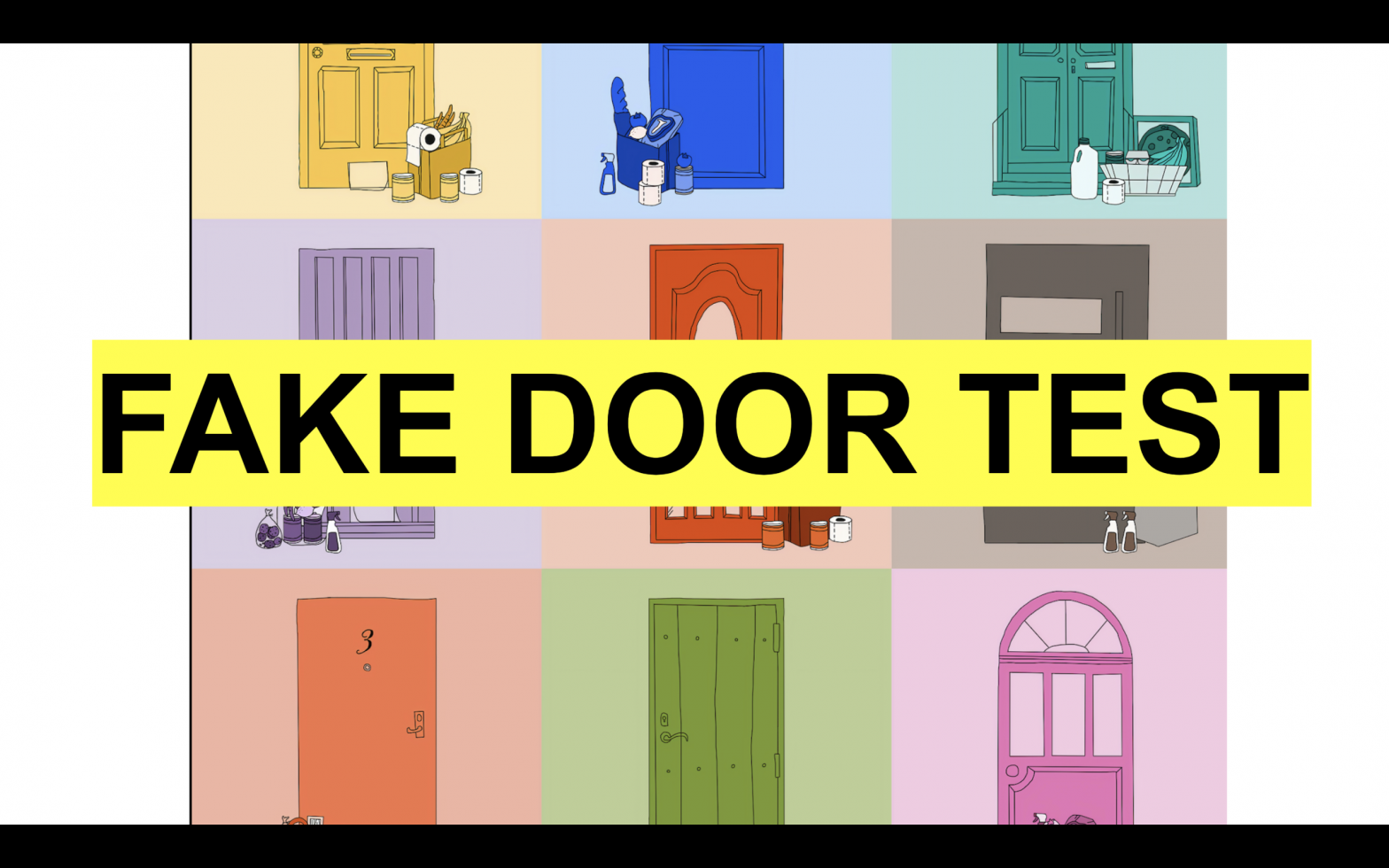 Fake Door Test in Product Management